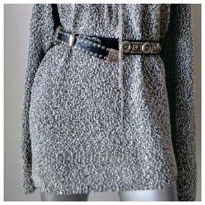 """""""Calvin Klein"""" Oversized Cable Knit Sweater"""